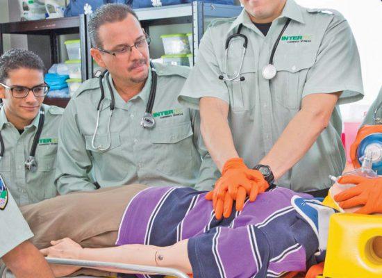 Técnico en Emergencias Médicas – Paramédico